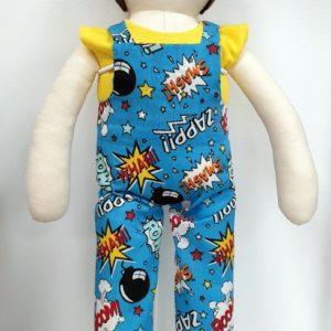 Handmade Boy Rag Doll