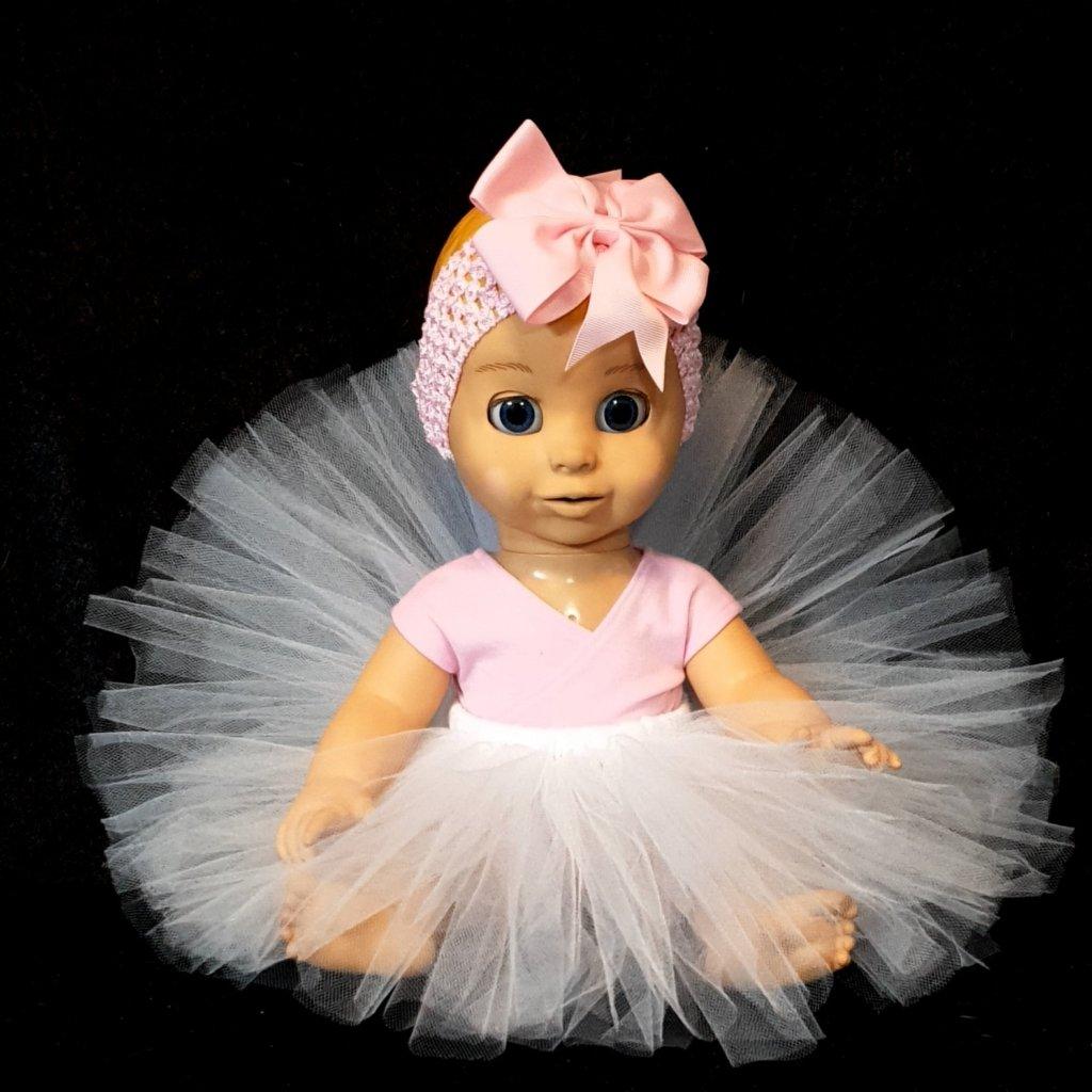 Ballerina tutu on Luvabella